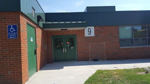 Picture of Door 9